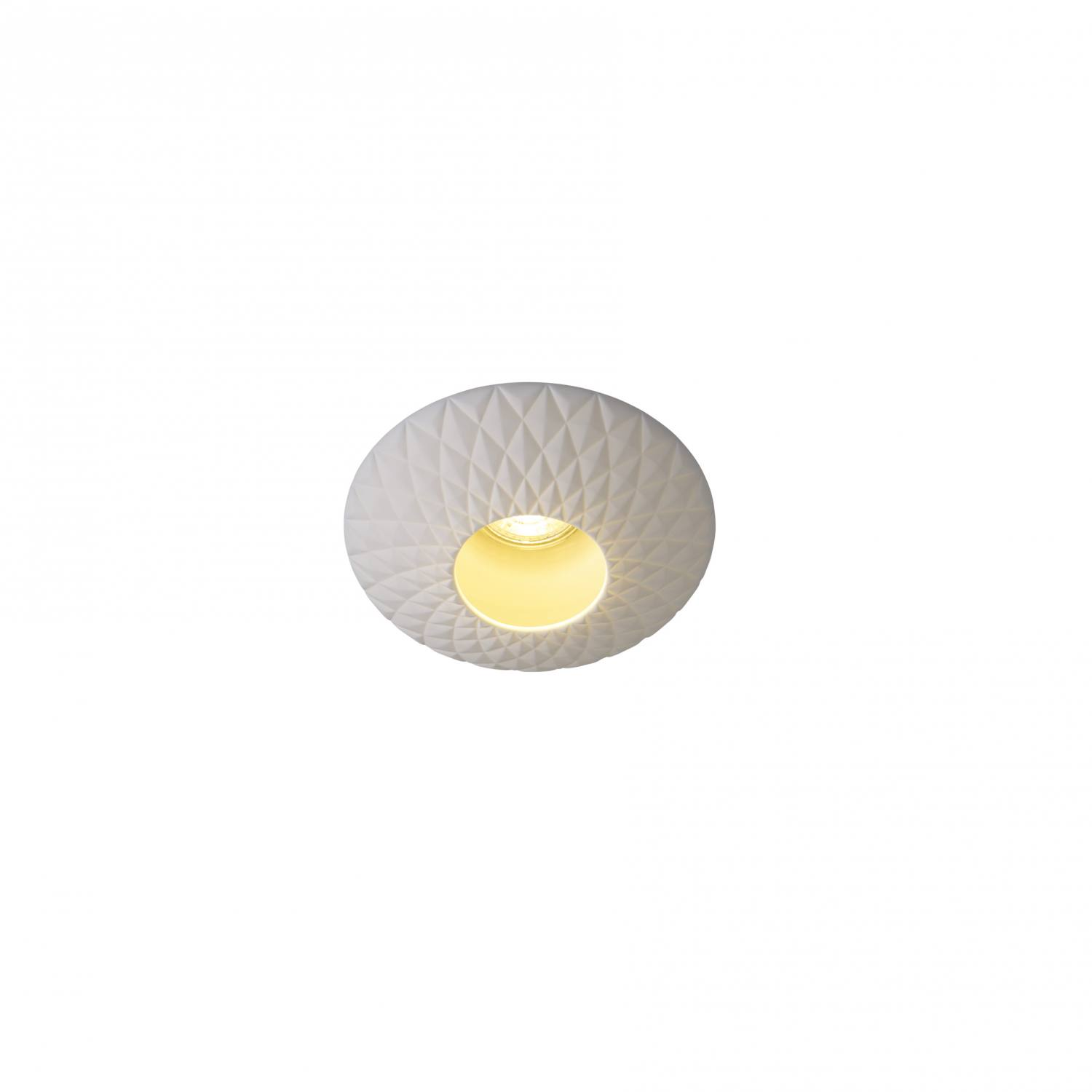 Sopra Downlight Quilted Ceiling Lamp