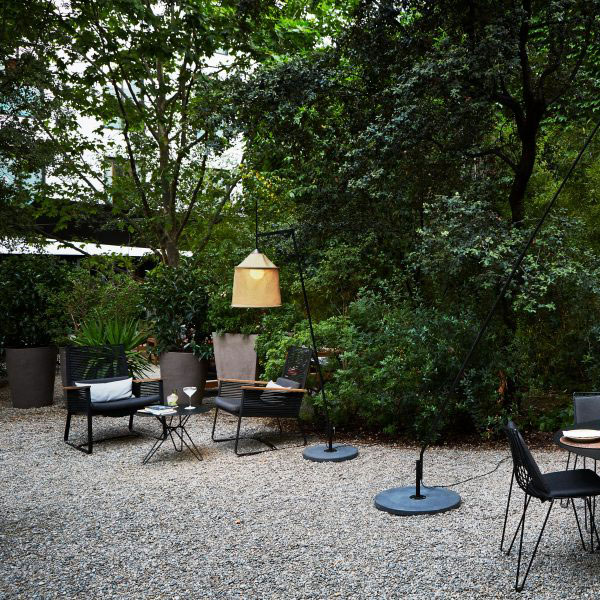 Jaima 54 Outdoor Floor Lamp