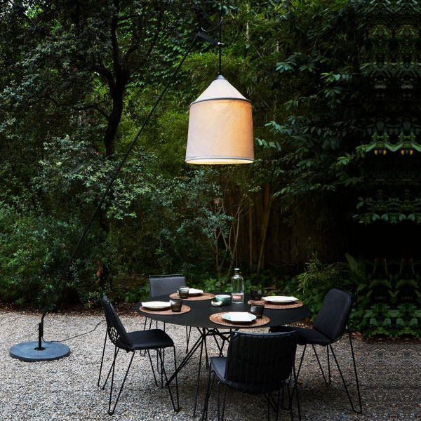 Jaima 71 Outdoor Floor Lamp