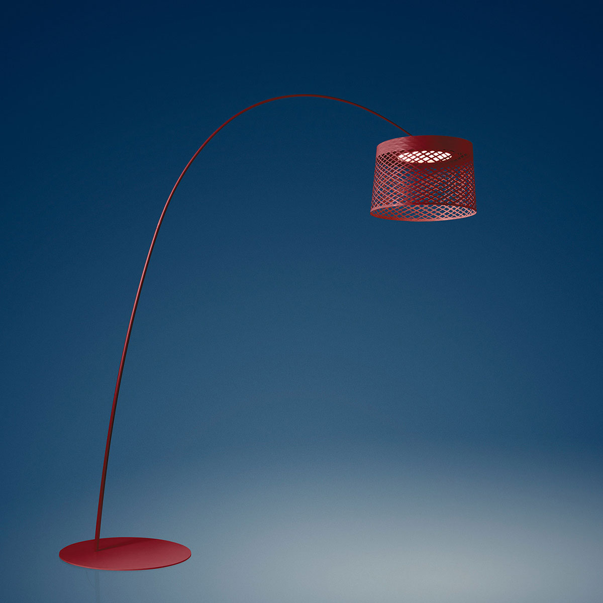 Twiggy Grid Outdoor Floor Lamp