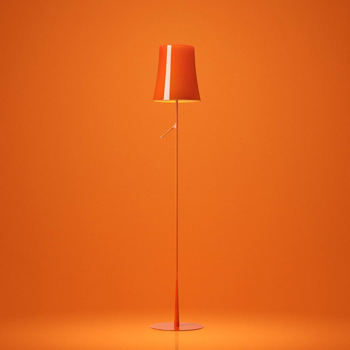 Birdie Lettura Floor Lamp