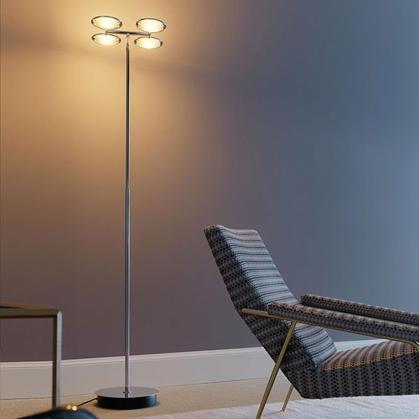 Nobi 4 Floor Lamp