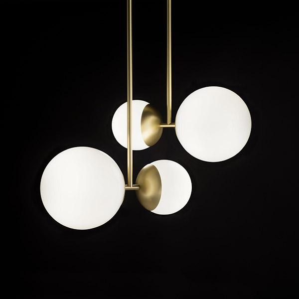 Biba 140 CM Suspension Lamp