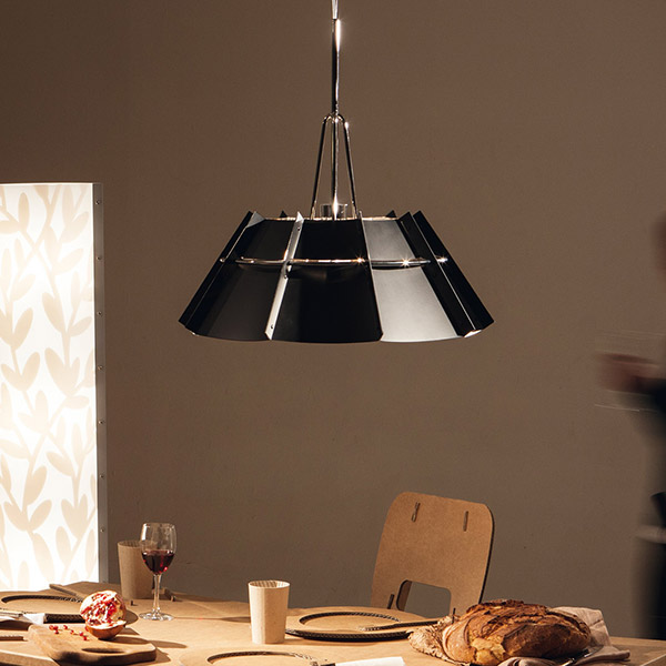 Chapeau Suspension Lamp