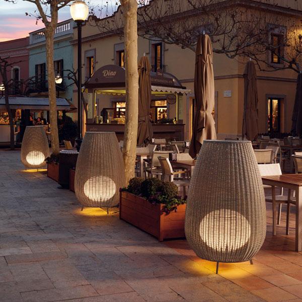 Amphora 02 Outdoor Floor Lamp Led