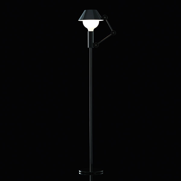 MR. Light Tall Floor Lamp