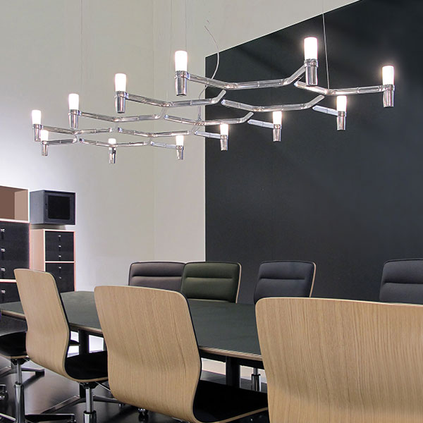 Crown Plana Major Suspension Lamp
