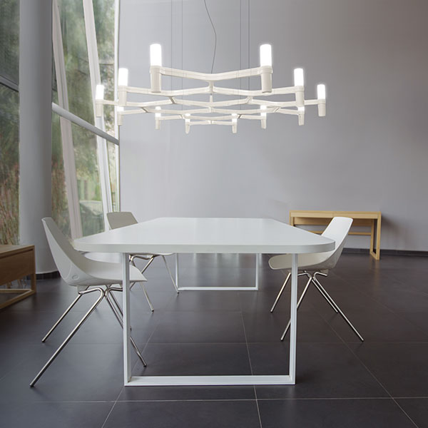 Crown Plana Mega Suspension Lamp