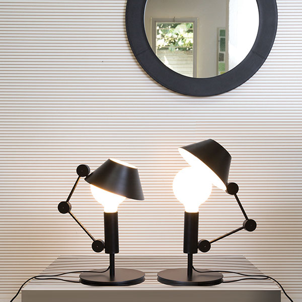 MR. LIGHT SHORT Table Lamp