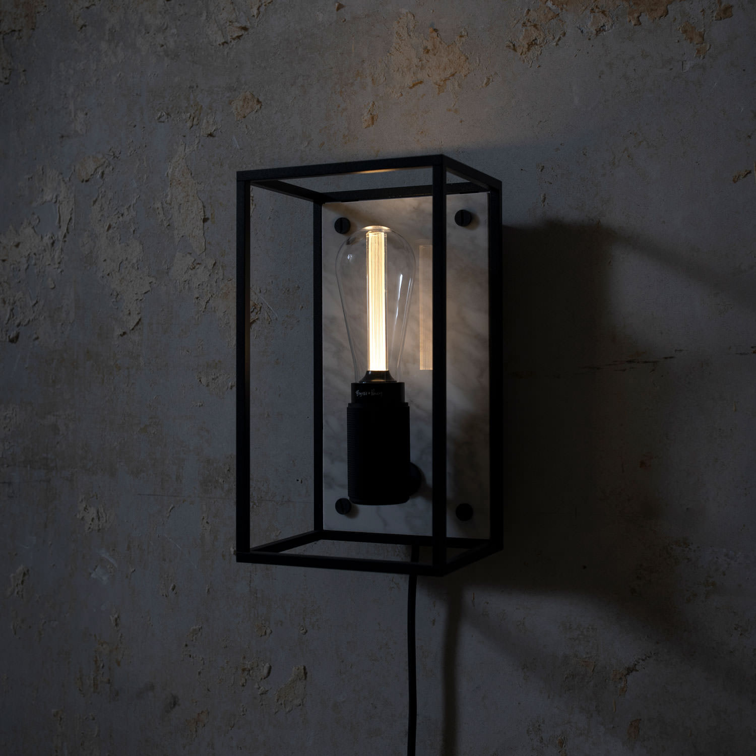 Caged 1.0 Medium Wall Lamp
