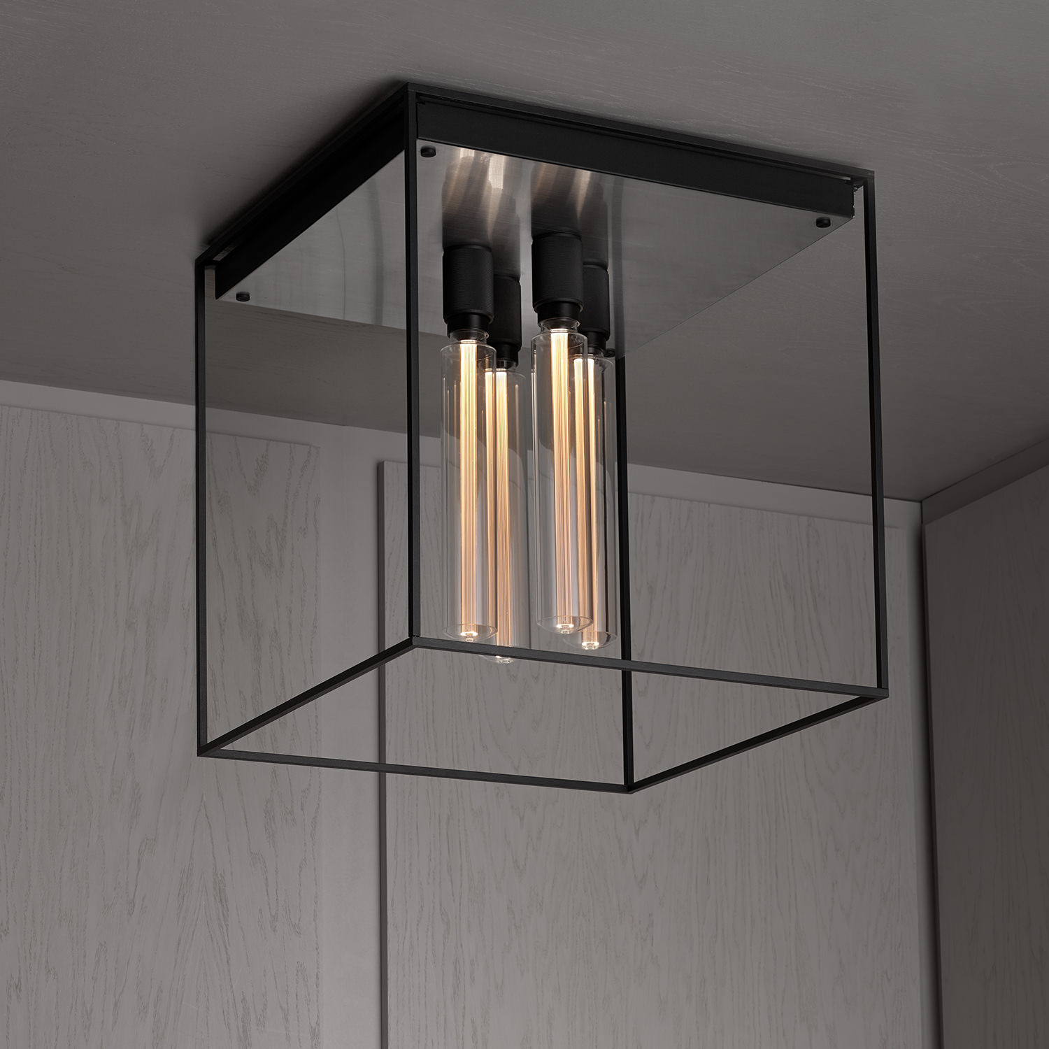 Caged 4.0. Ceiling Lamp