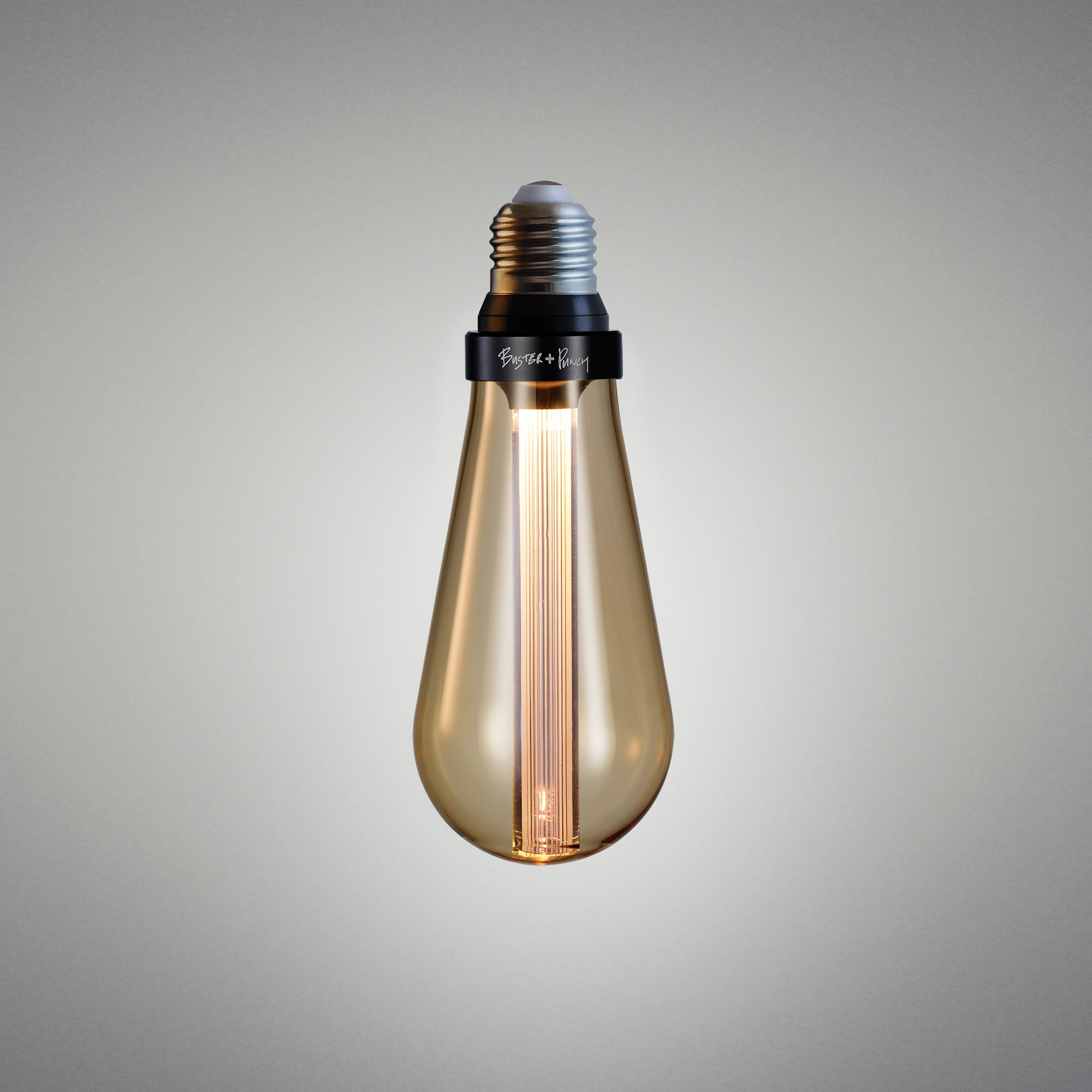 Buster Bulb Gold - Dimmable