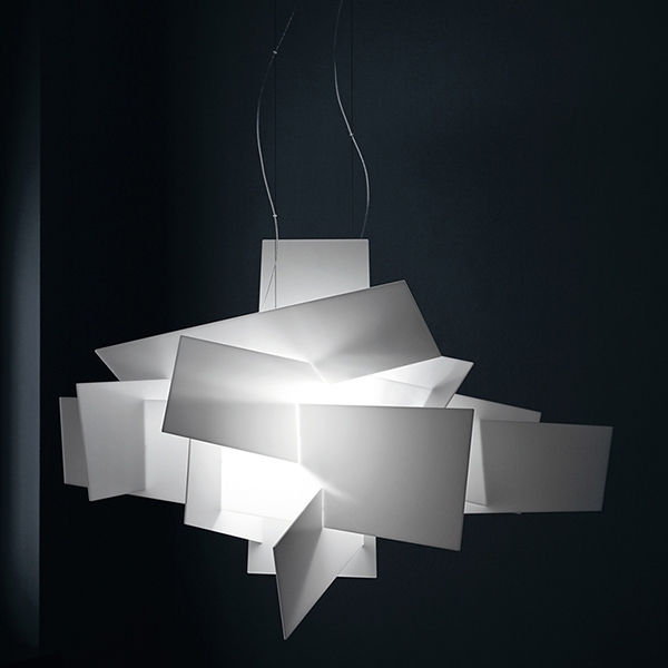 Big Bang Suspension Lamp - LED