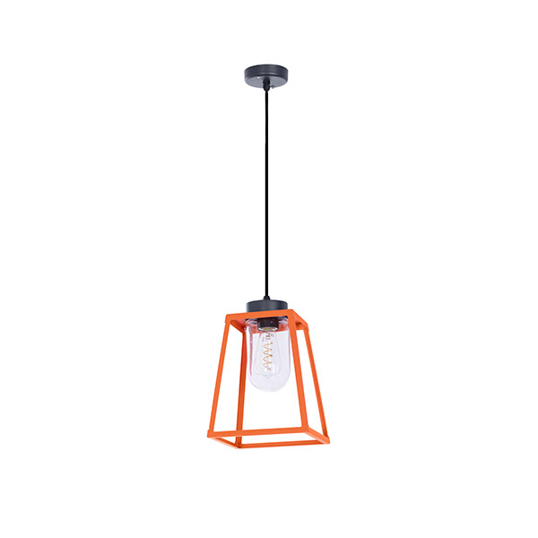 LAMPIOK - MODEL N°4 -Pendant - With CLEAR DIFFUSER
