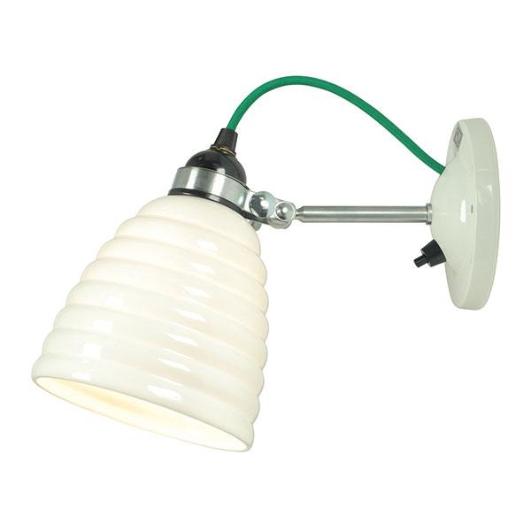 Hector Bibendum Switched Wall Lamp