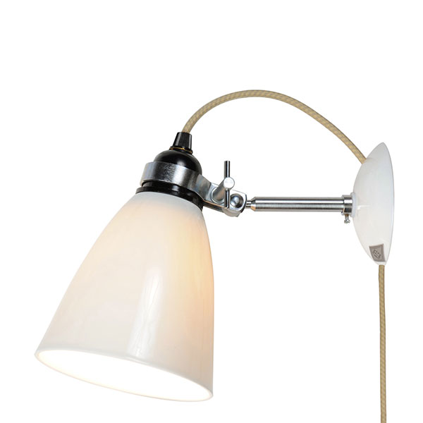 Hector Medium Dome PSC Wall Lamp