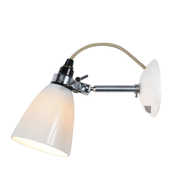 Hector Small Dome Wall lamp