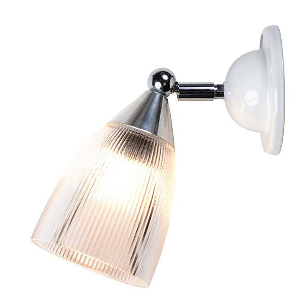 Mann Prismatic Wall Lamp