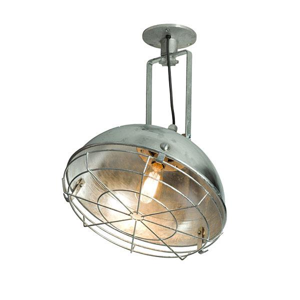 Steel Working Wall Lamp