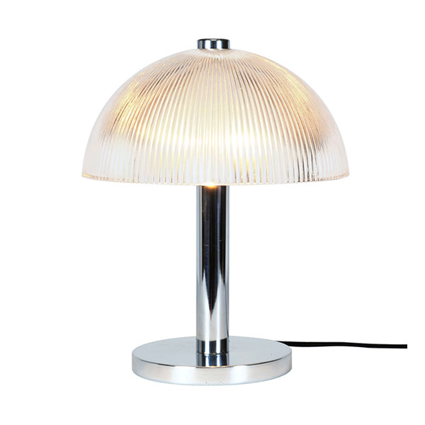 Cosmo Prismatic Glass Table Lamp