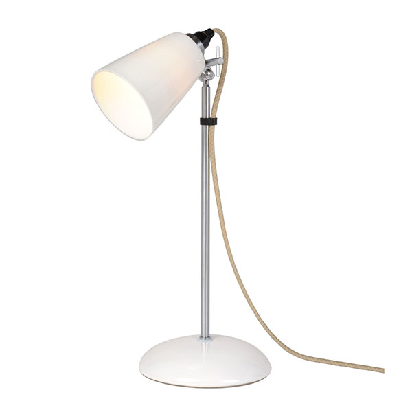 Hector Small Flowerpot Table Lamp