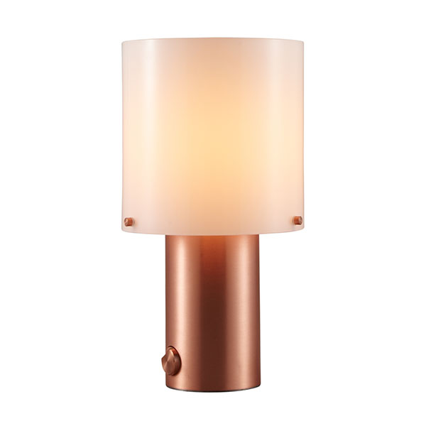 Walter Table Lamp - Size 2 With Opal Glass