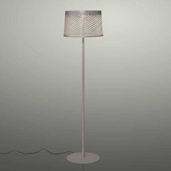 Twiggy Grid Lettura Outdoor Floor Lamp