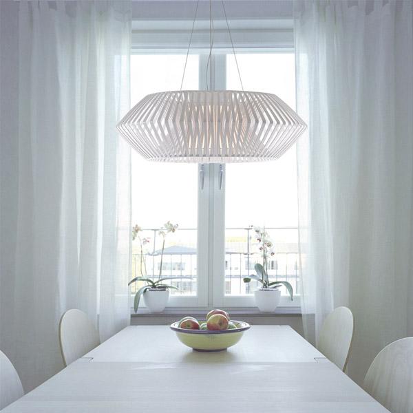 V Large Suspension Lamp