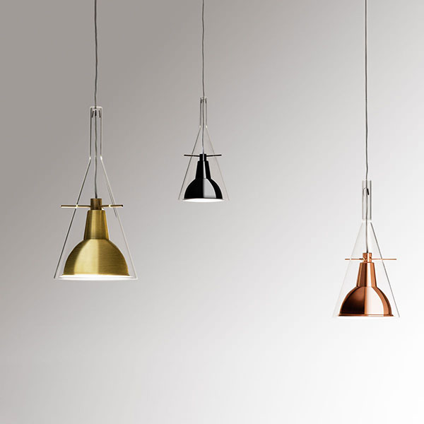 Flute 1 Suspension Lamp