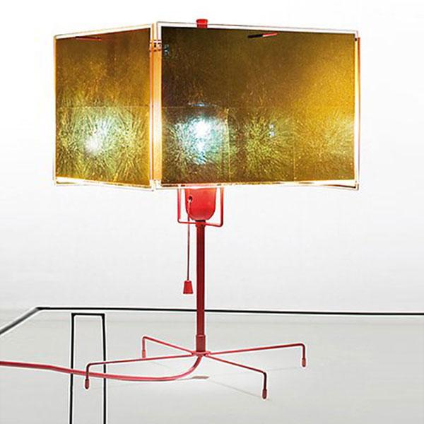 24 Karat Blau Table Lamp