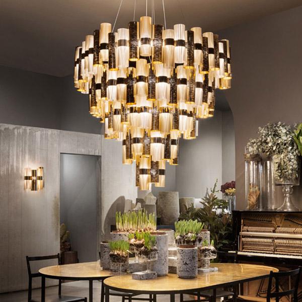 La Lollona 4 Suspension Lamp
