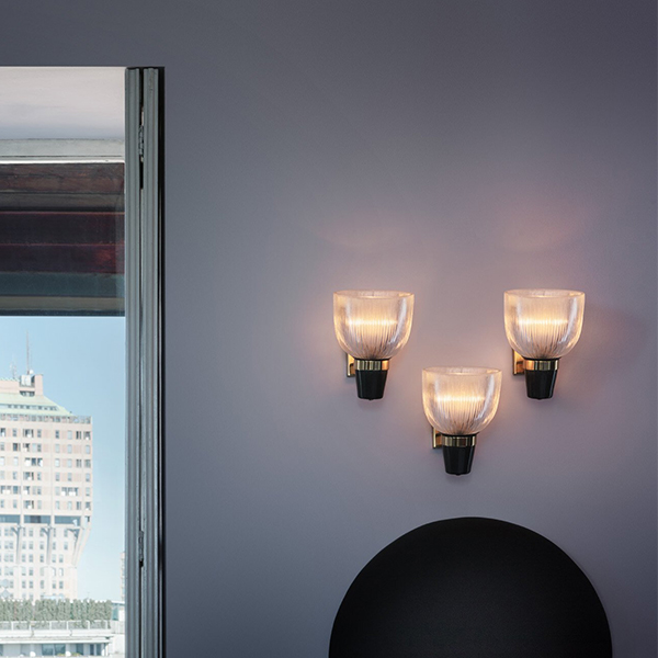 Coppa Aperta Wall Lamp