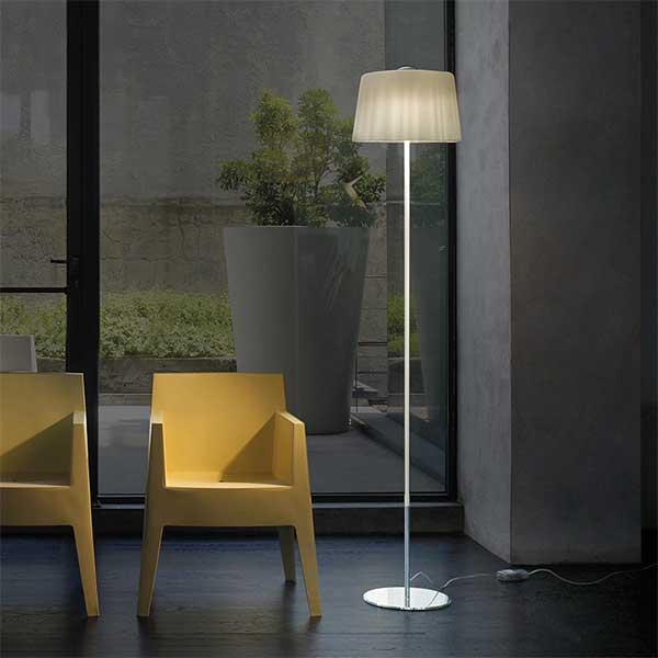 Cloth PT G Floor Lamp