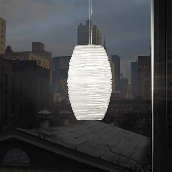 Damasco Large Suspension Lamp