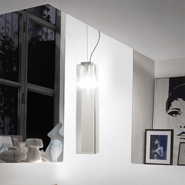 Tubes 120 Suspension Lamp