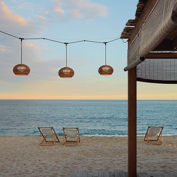 Garota Catenary 27 - 4L Outdoor Suspension Lamp