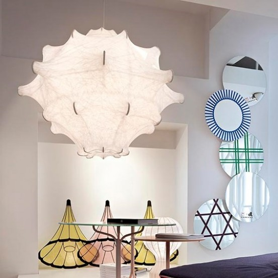 Taraxacum 2 Large Suspension Lamp