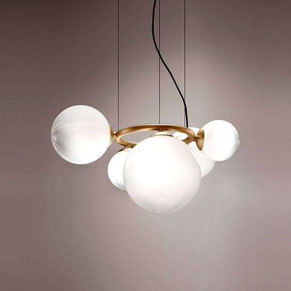 Puppet Ring 5 Suspension Lamp