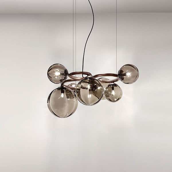 Puppet Ring 7 Suspension Lamp