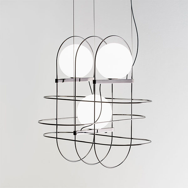Setareh 4383 Suspension Lamp