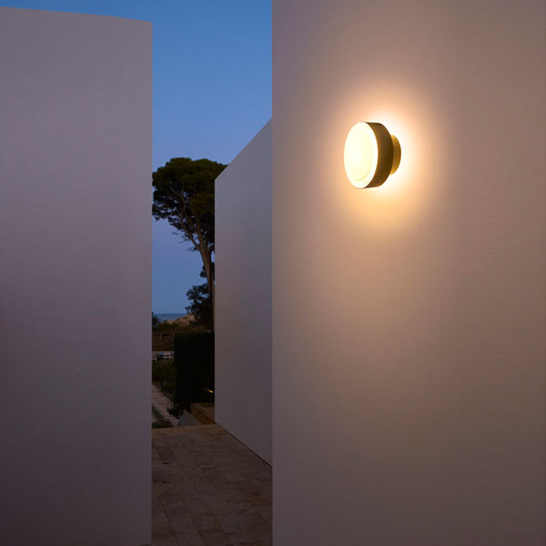 Plaff-on! Outdoor Ceiling Lamp