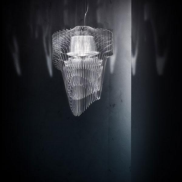 Aria Transparent Medium Suspension