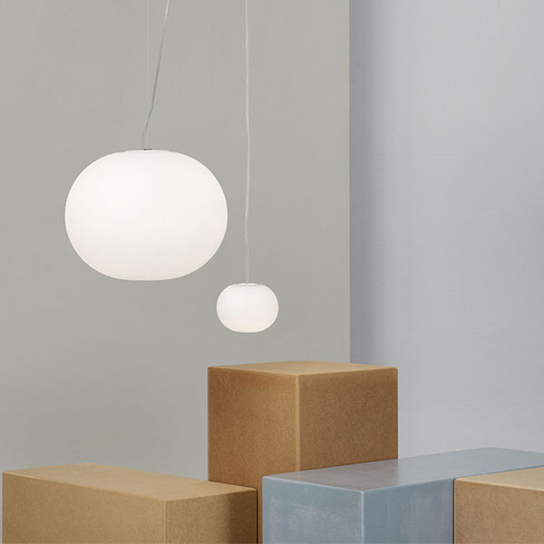 Glo-Ball Mini Suspension Lamp