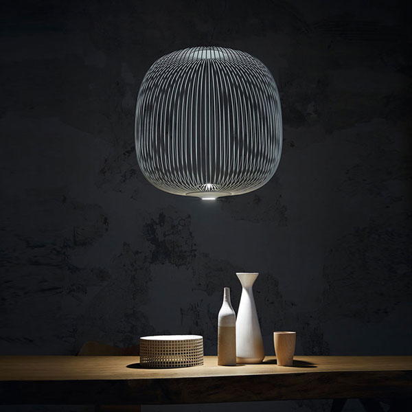 Spokes 2 Large Suspension Lamp