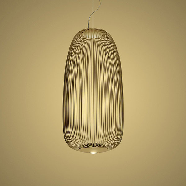Spokes 1 Suspension Lamp