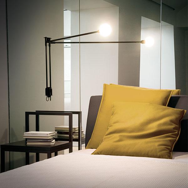Mini POTENCE PIVOTANTE Wall Lamp