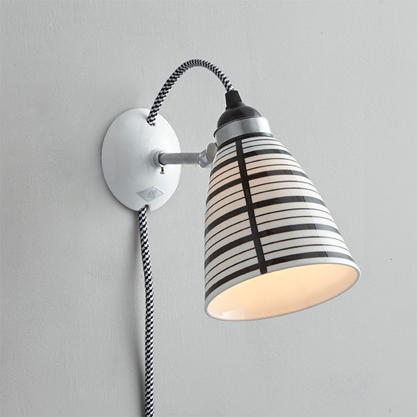 Circle Line Medium Wall Light, P/S/C