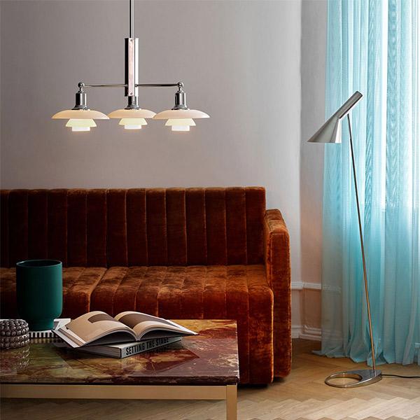 PH 2/1 Stem Fitting Suspension Lamp