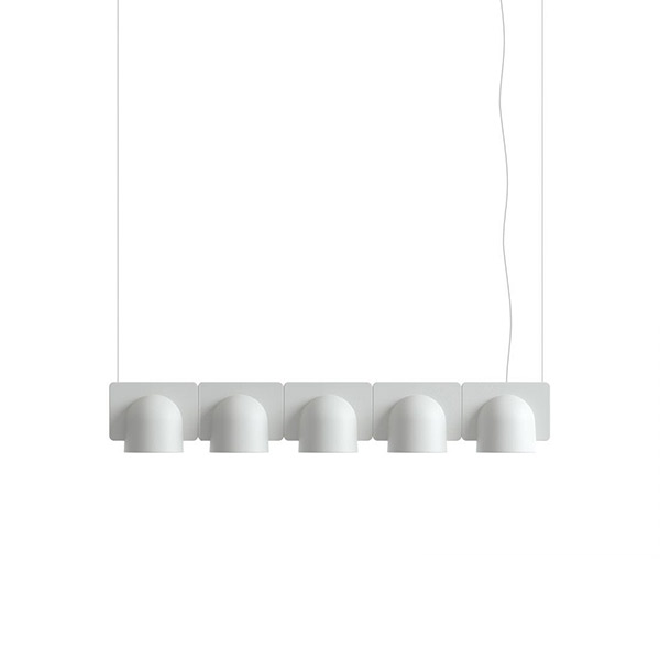 Igloo 5 Down Suspension Lamp
