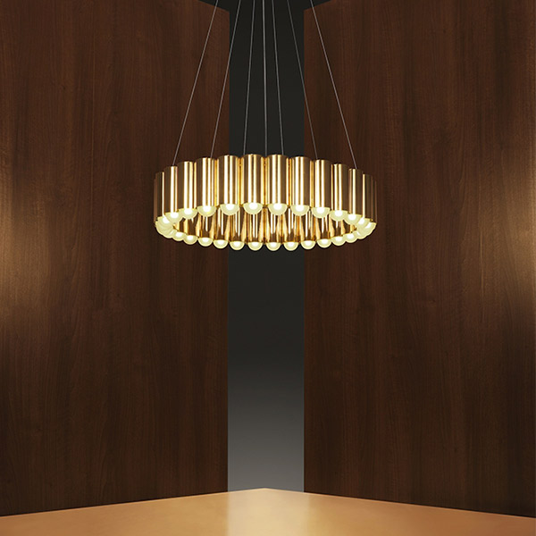 Carousel Suspension Lamp